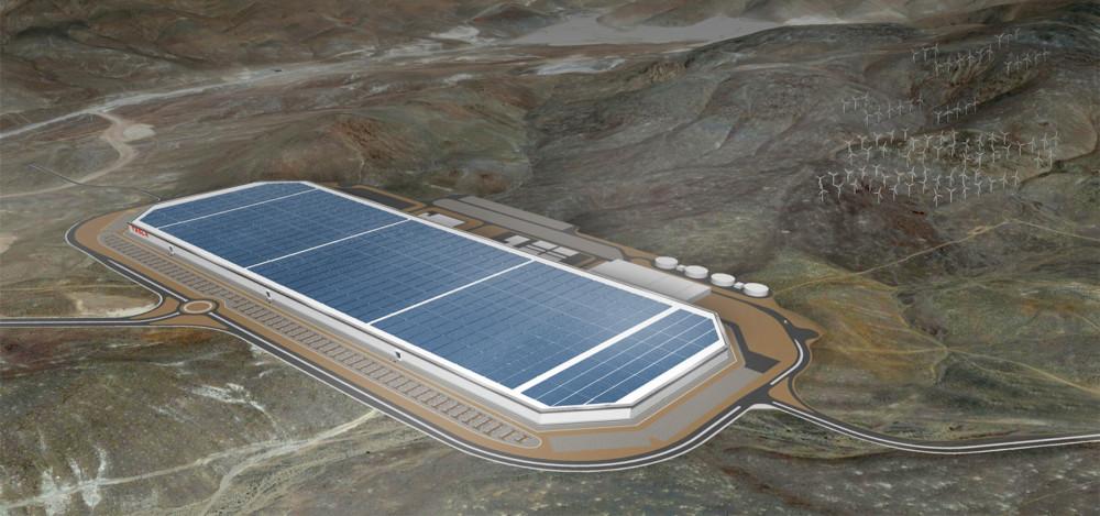 Gigafactory de Tesla