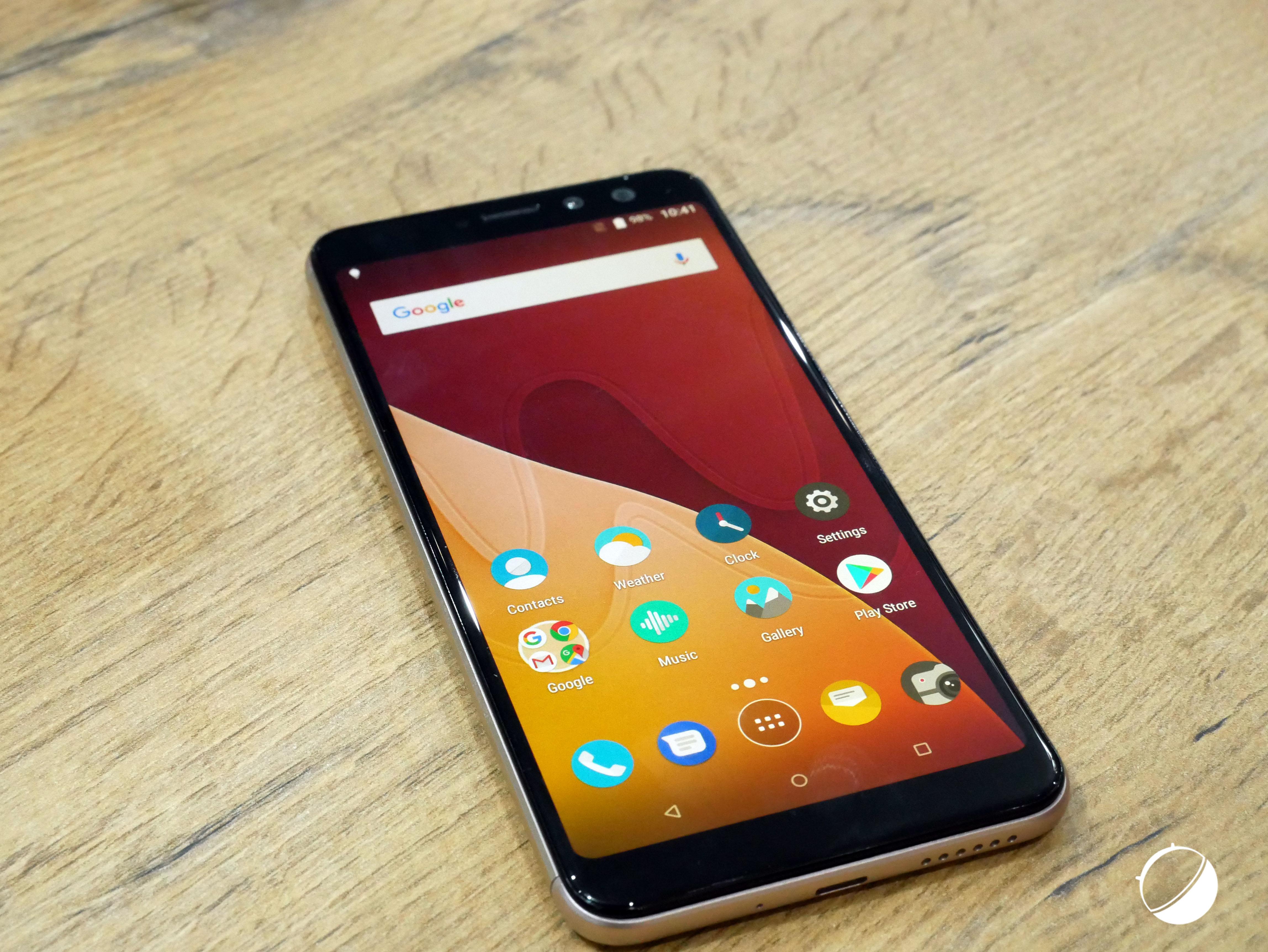 Comme tous les ans, et comme tous les constructeurs, Wiko profite du MWC  pour annoncer de nouveaux smartphones. Au milieu d'innombrables modèles  d'entrée de ...