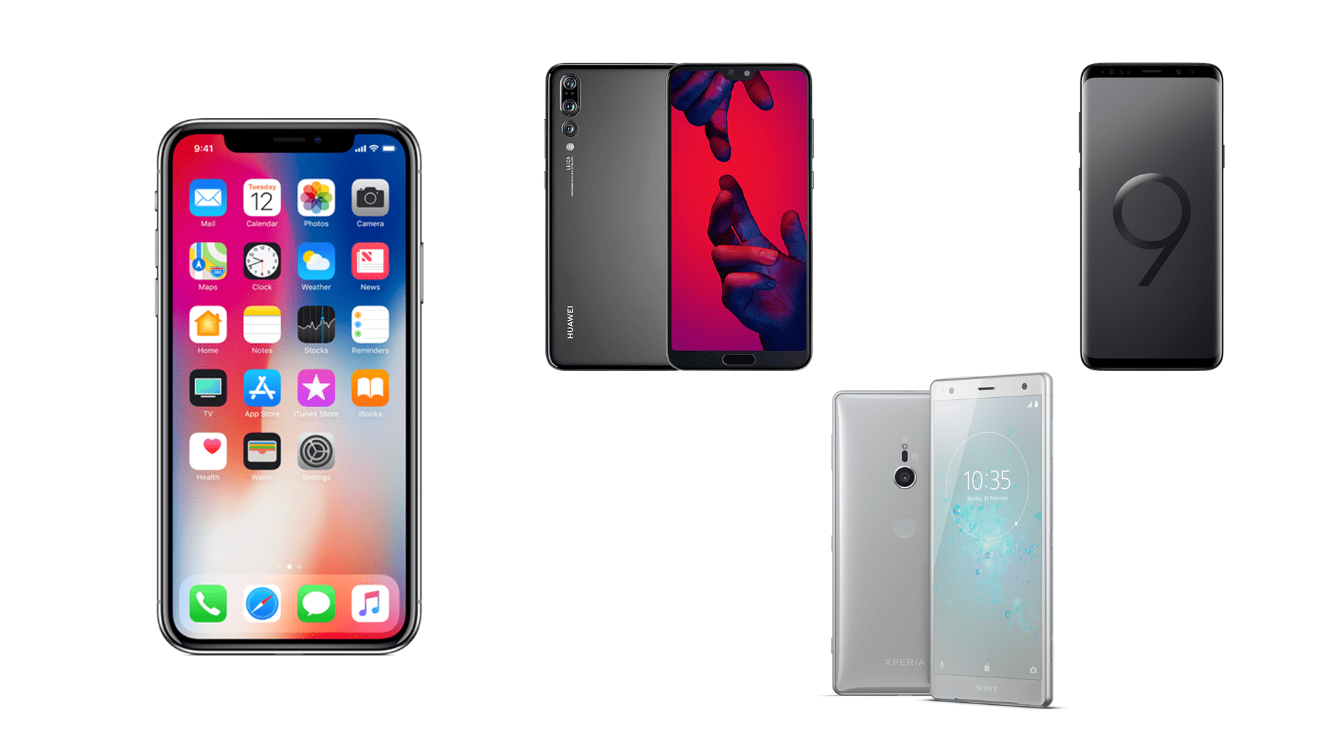 Comment pirater l'iPhone X?