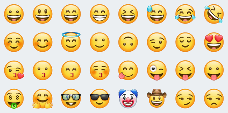 Whatsapp Les Nouveaux Emojis Pour Android Faux Jumeaux De Ceux D Ios