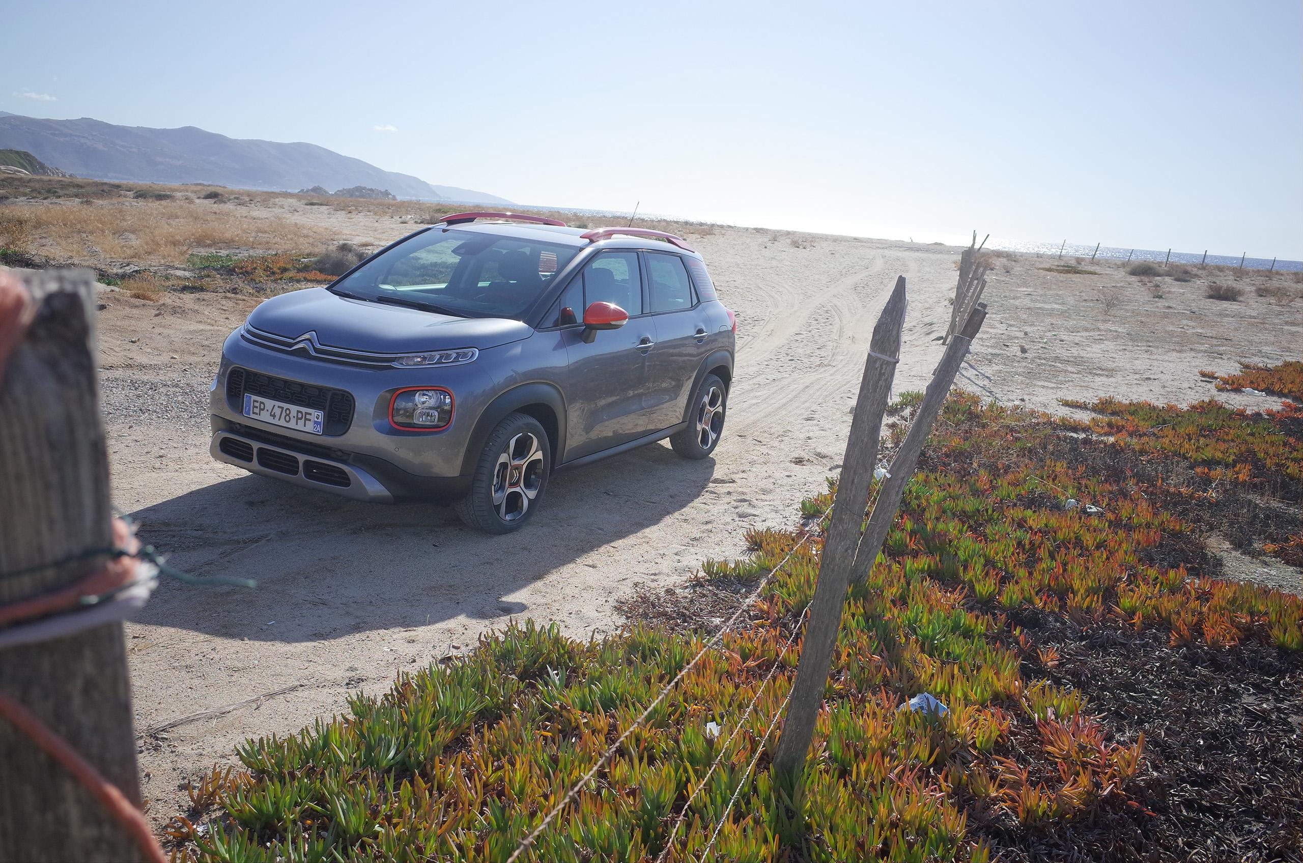 Essai de la Citroën C3 Aircross : le petit SUV pour geeks ? - FrAndroid