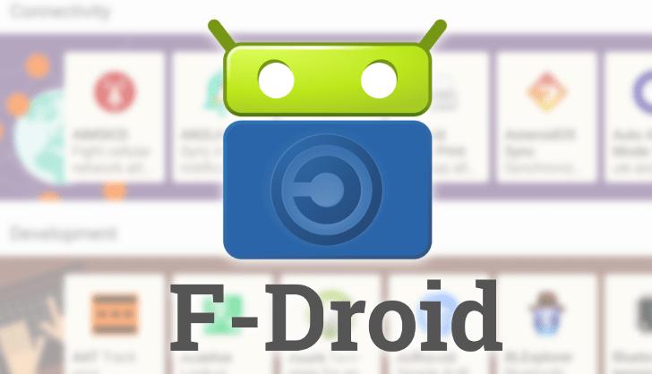 F-Droid : le store dédié aux apps open source gratuites s'améliore