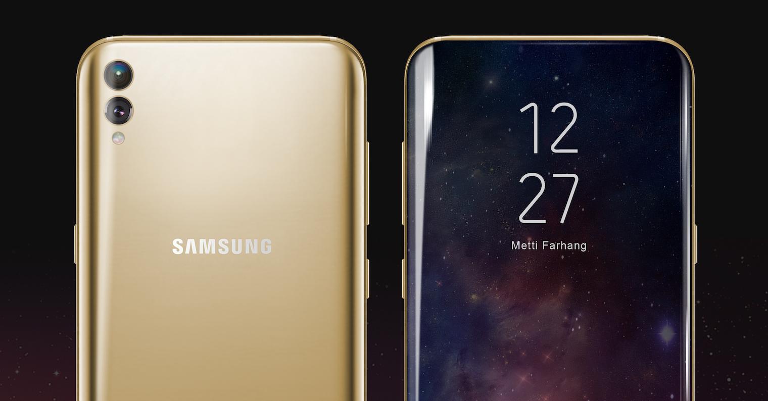 Samsung S9 Reconnaissance Facial