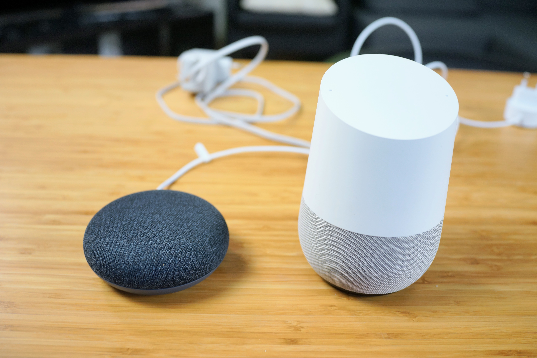 Les enceintes Google Home peuvent désormais se connecter avec n importe  quelle enceinte Bluetooth pour diffuser de la musique ou des podcasts.  Jusqu à ... 2aeaec69b9b
