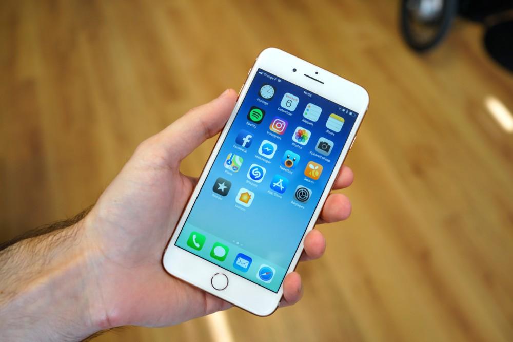 L'iPhone8 Plus