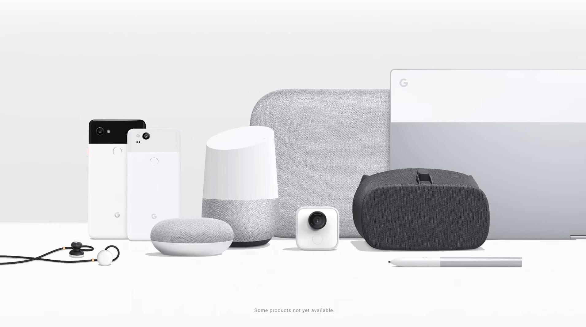 Trois montres Pixel chez Google cet automne ?
