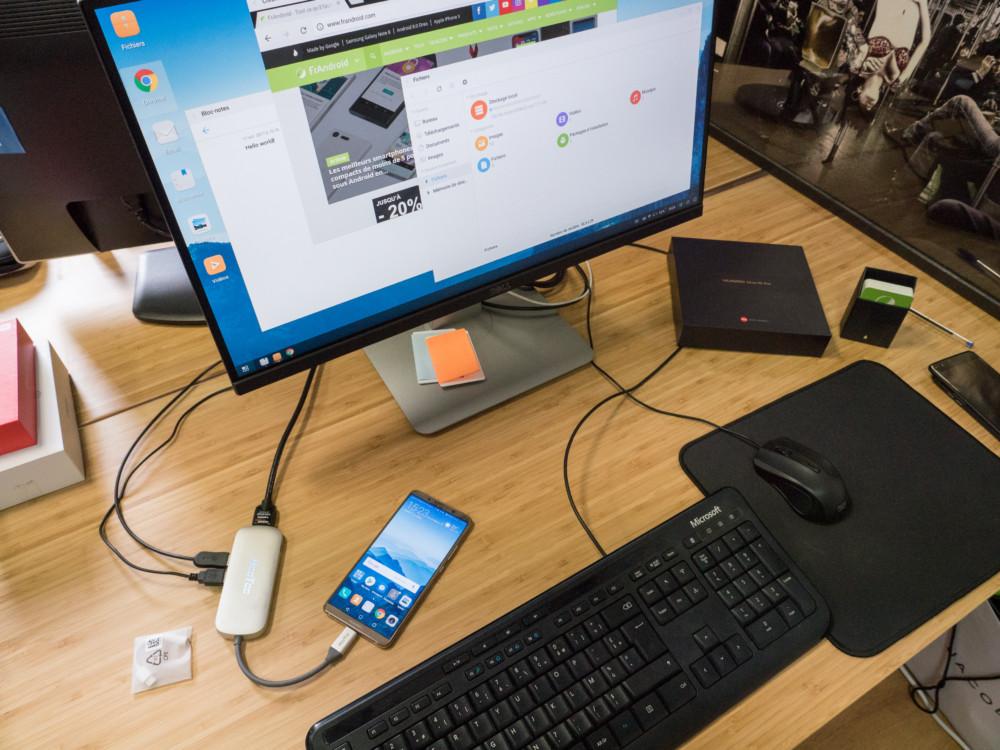 On A Essay 233 Le Mode Pc Du Huawei Mate 10 Pro Comparatif