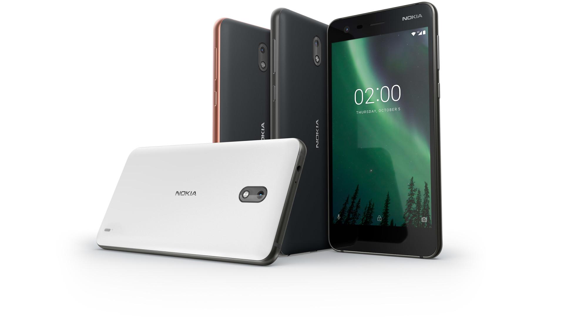 Nokia 2 : le smartphone Android avec deux jours d'autonomie