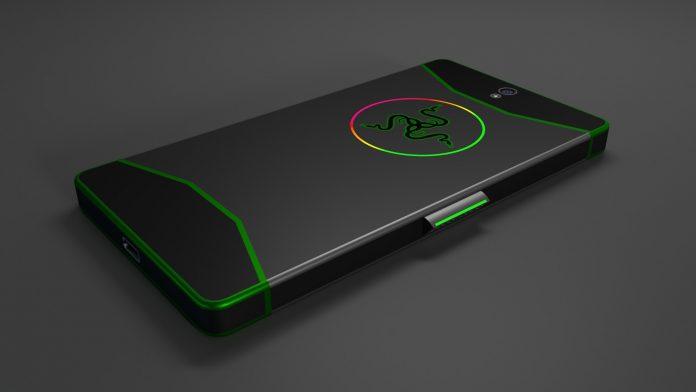 Razer Phone Une Premi 232 Re Photo Montre Son Double Capteur