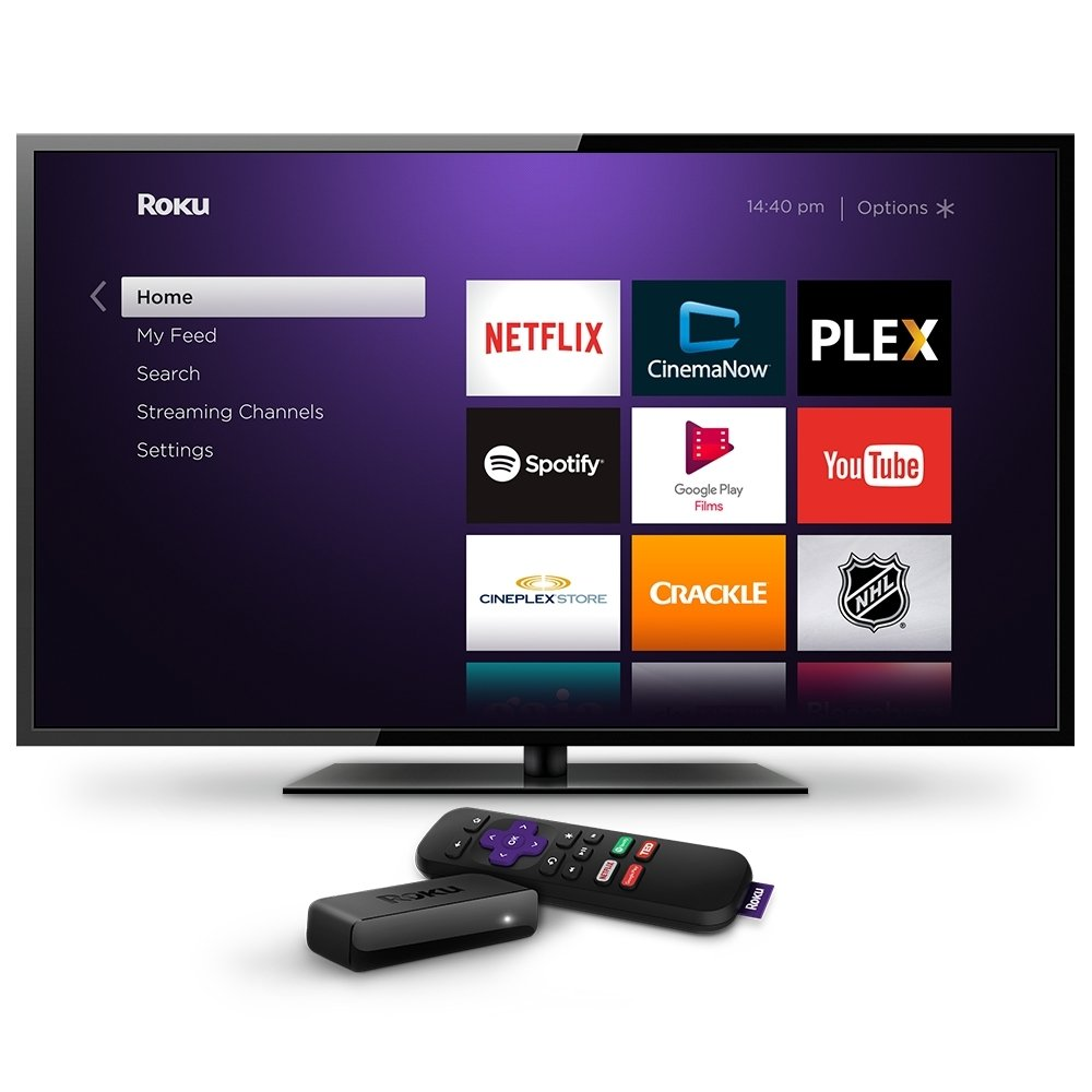 roku express une box tv autonome au prix d 39 un chromecast. Black Bedroom Furniture Sets. Home Design Ideas