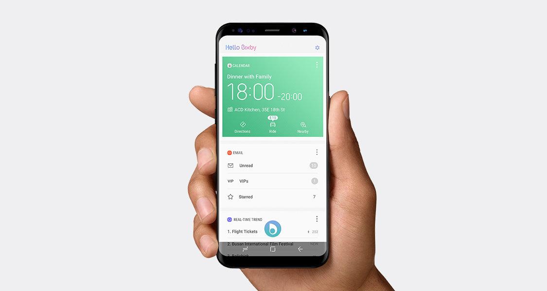 bixby 2 0 veut devenir plus personnel et envahir les objets connect s frandroid. Black Bedroom Furniture Sets. Home Design Ideas