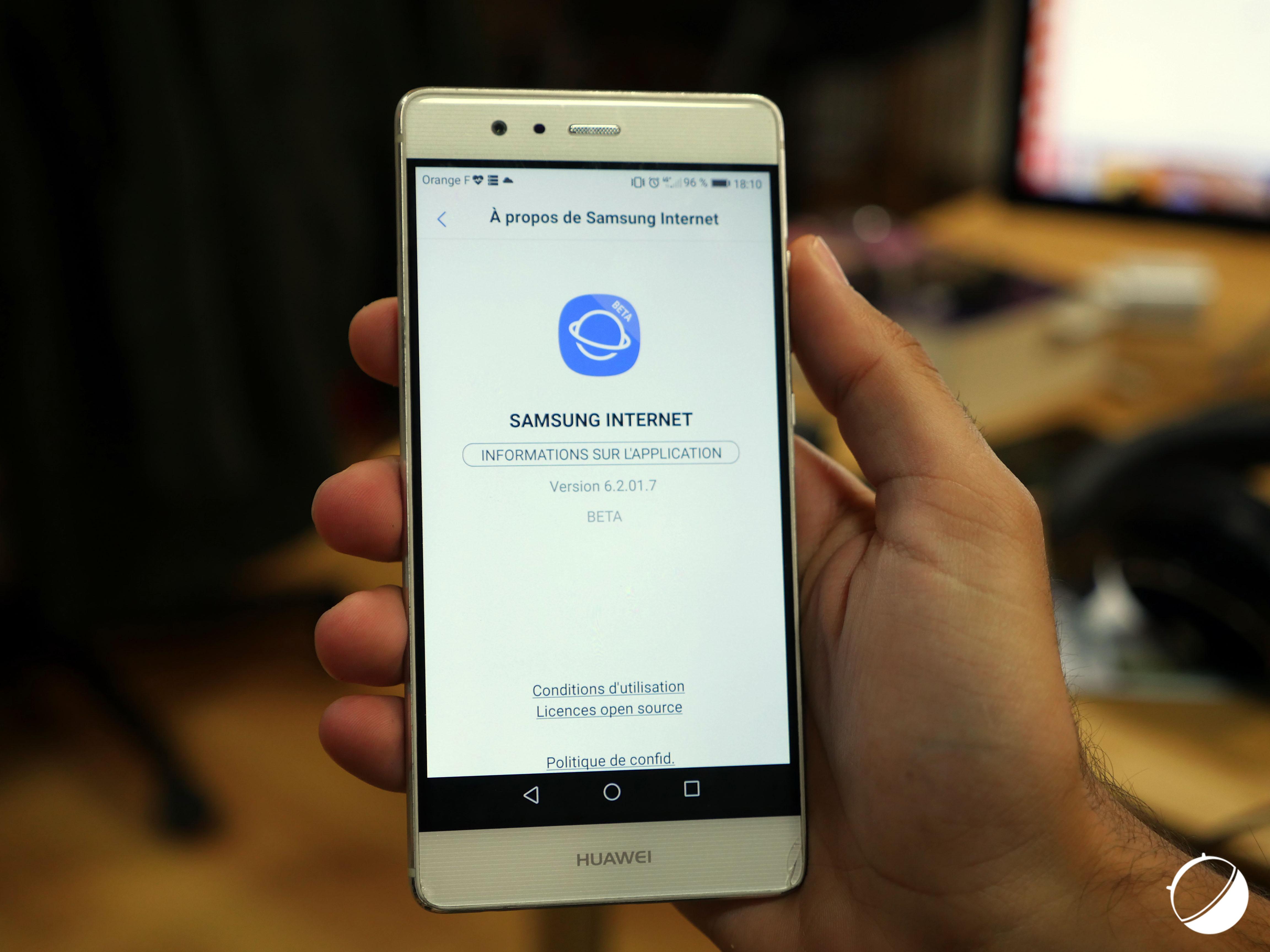 Samsung Internet La Nouvelle Version Est Une Belle Alternative A