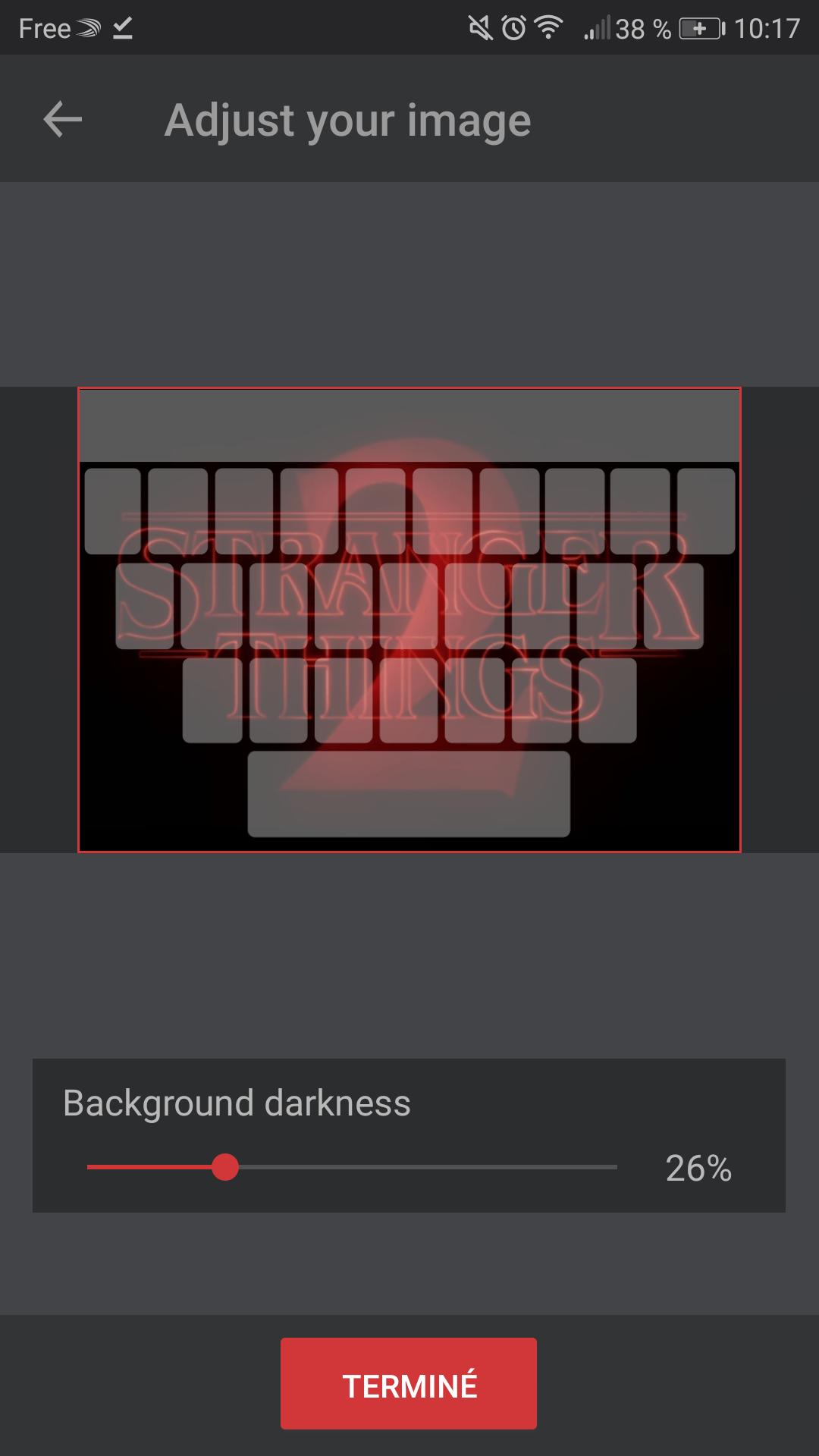 Swiftkey personnalisez votre clavier avec vos propres for Concevez vos propres plans de garage gratuitement