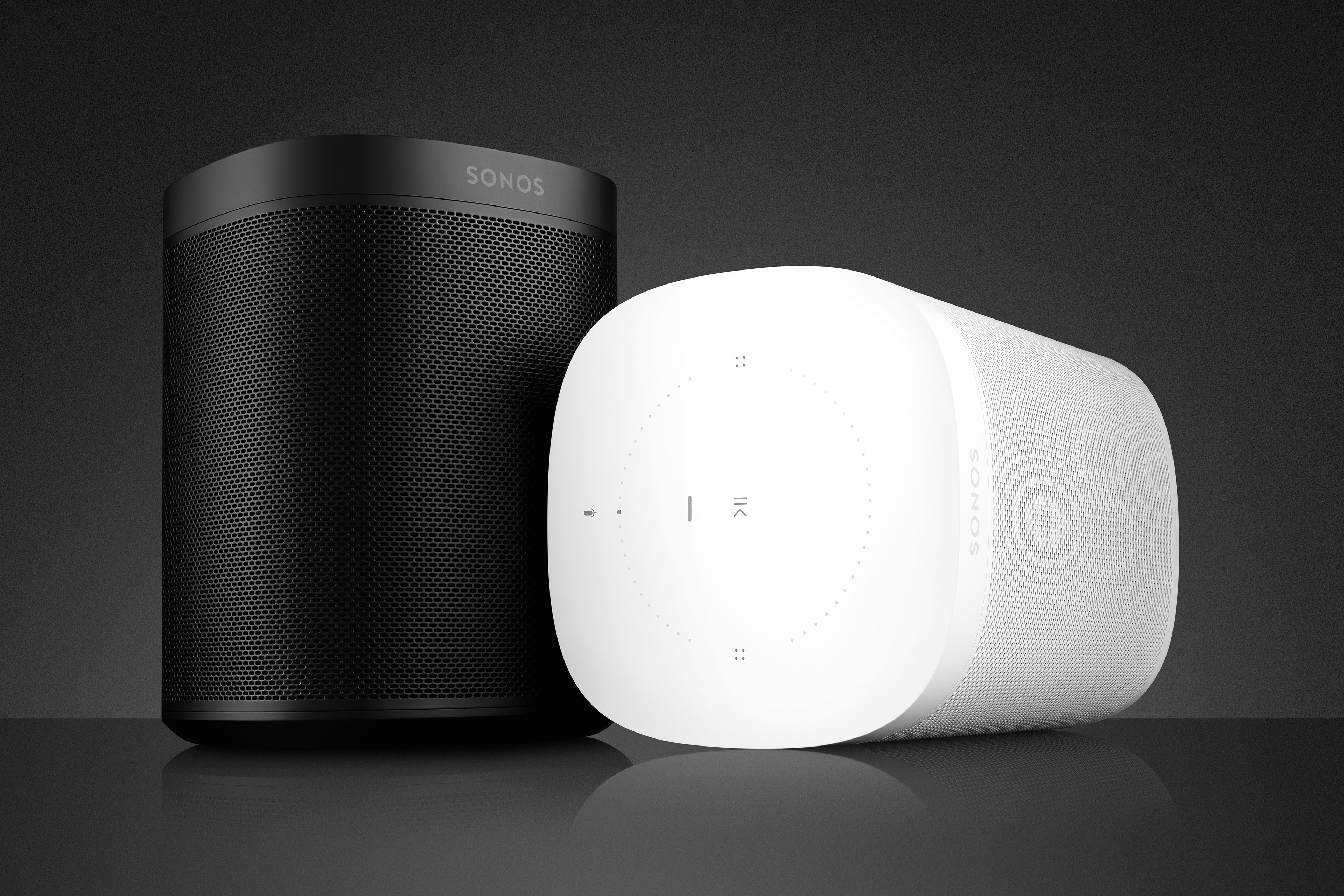 Sonos mise sur l'assistant intelligent d'Amazon — Enceintes intelligentes