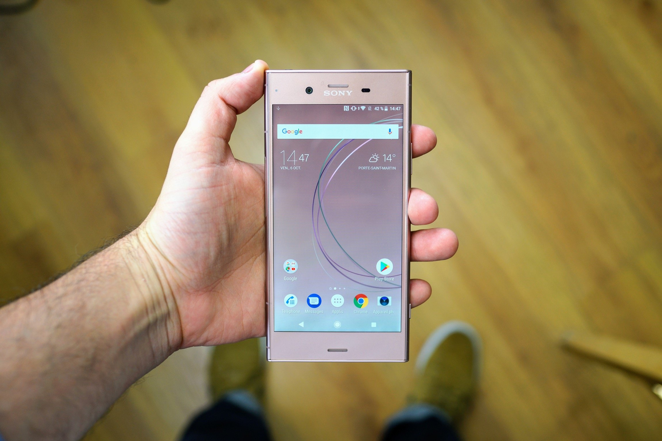 localiser son telephone xperia