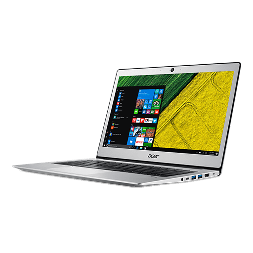 17a37d77b06 L Acer Swift 1 est équipé d un écran HD de 14 pouces