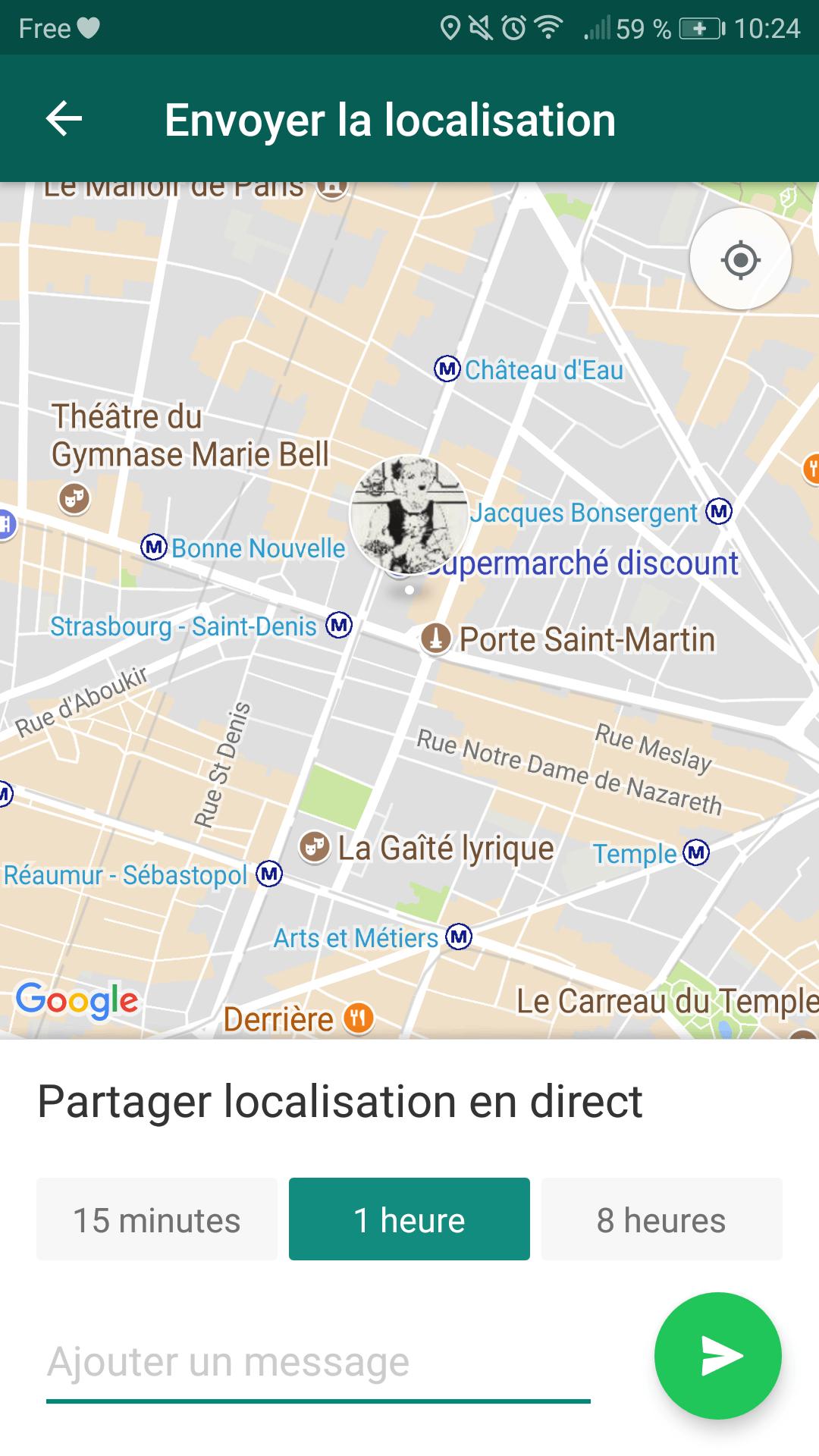 localisation telephone blague