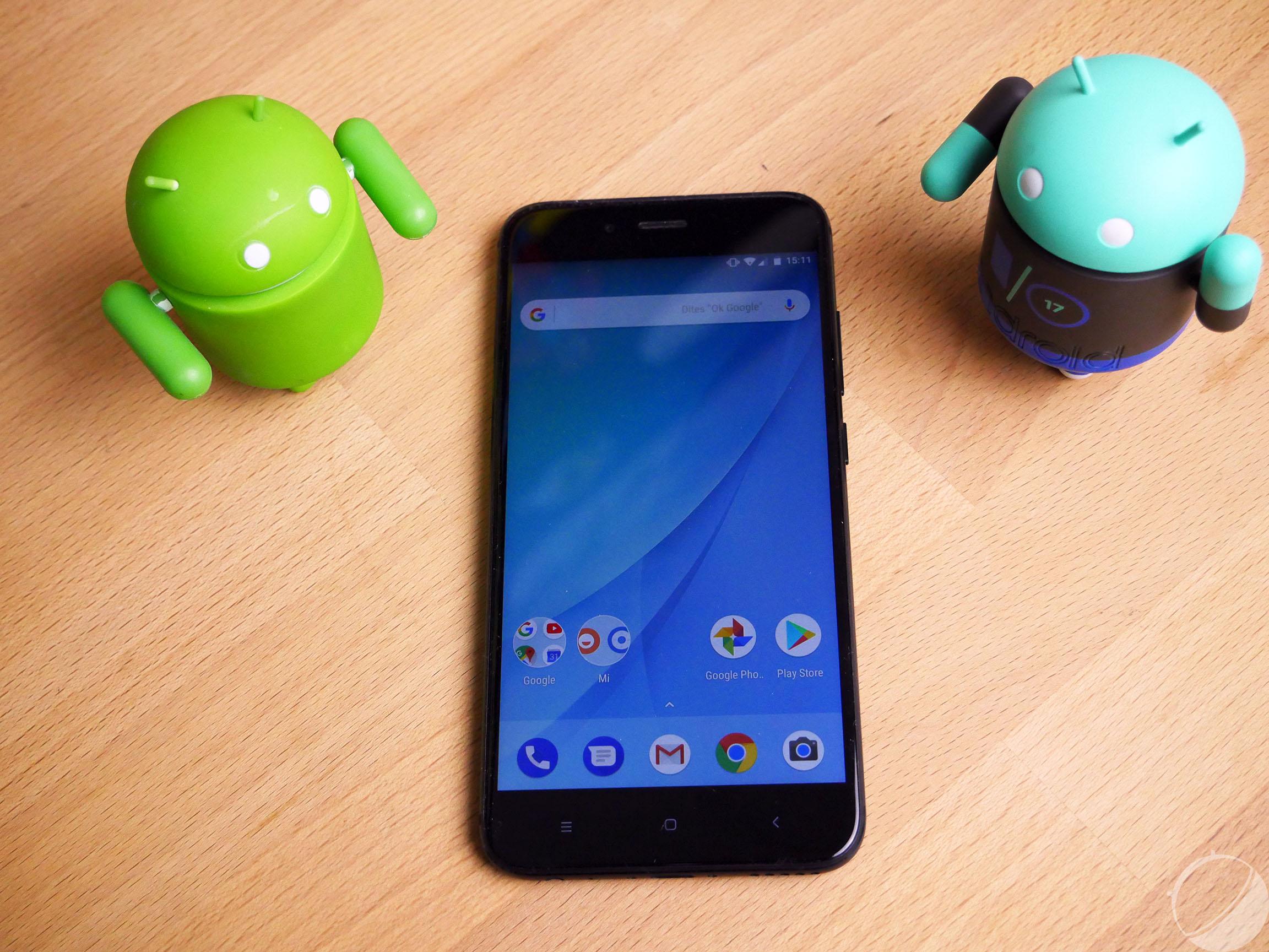 ... adopter Android One, une version pure du système au petit robot vert.  Est-ce l alliance parfaite que l on attendait depuis longtemps   Voyons  cela ! 15693875c430