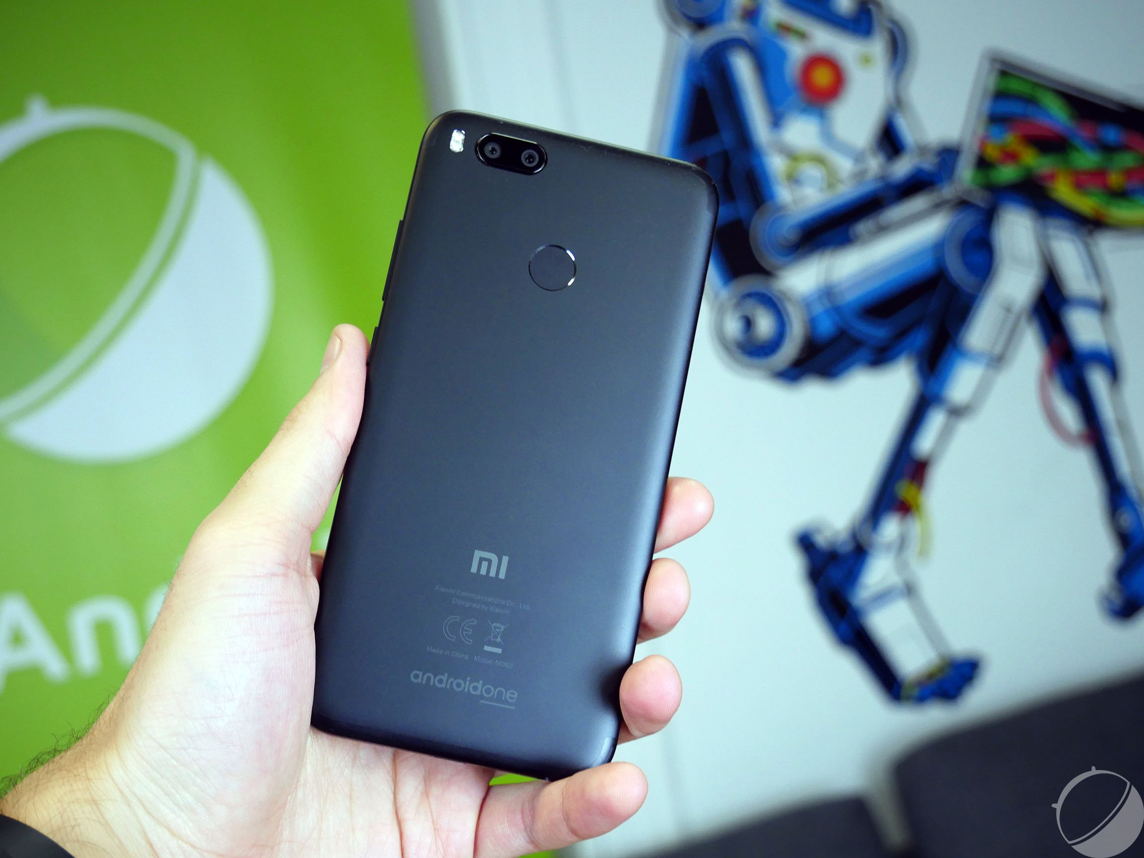 Xiaomi Mi A1 : le 1er smartphone sous Android One reçoit Android 8.0 Oreo en bêta - FrAndroid