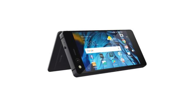 Smartphone pliable : après la fausse bonne idée du Axon M, ZTE repart à l'attaque