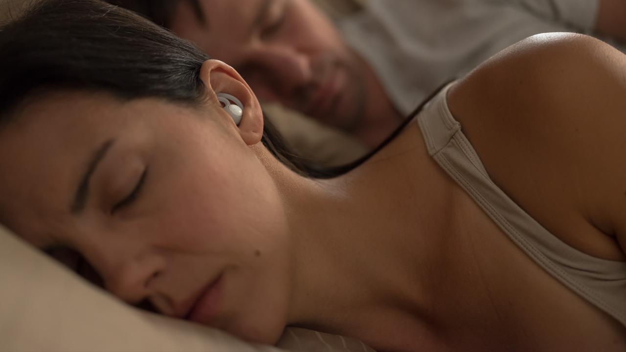 Bose prépare d'onéreux écouteurs pour dormir,