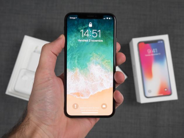 Iphone  Avis Test