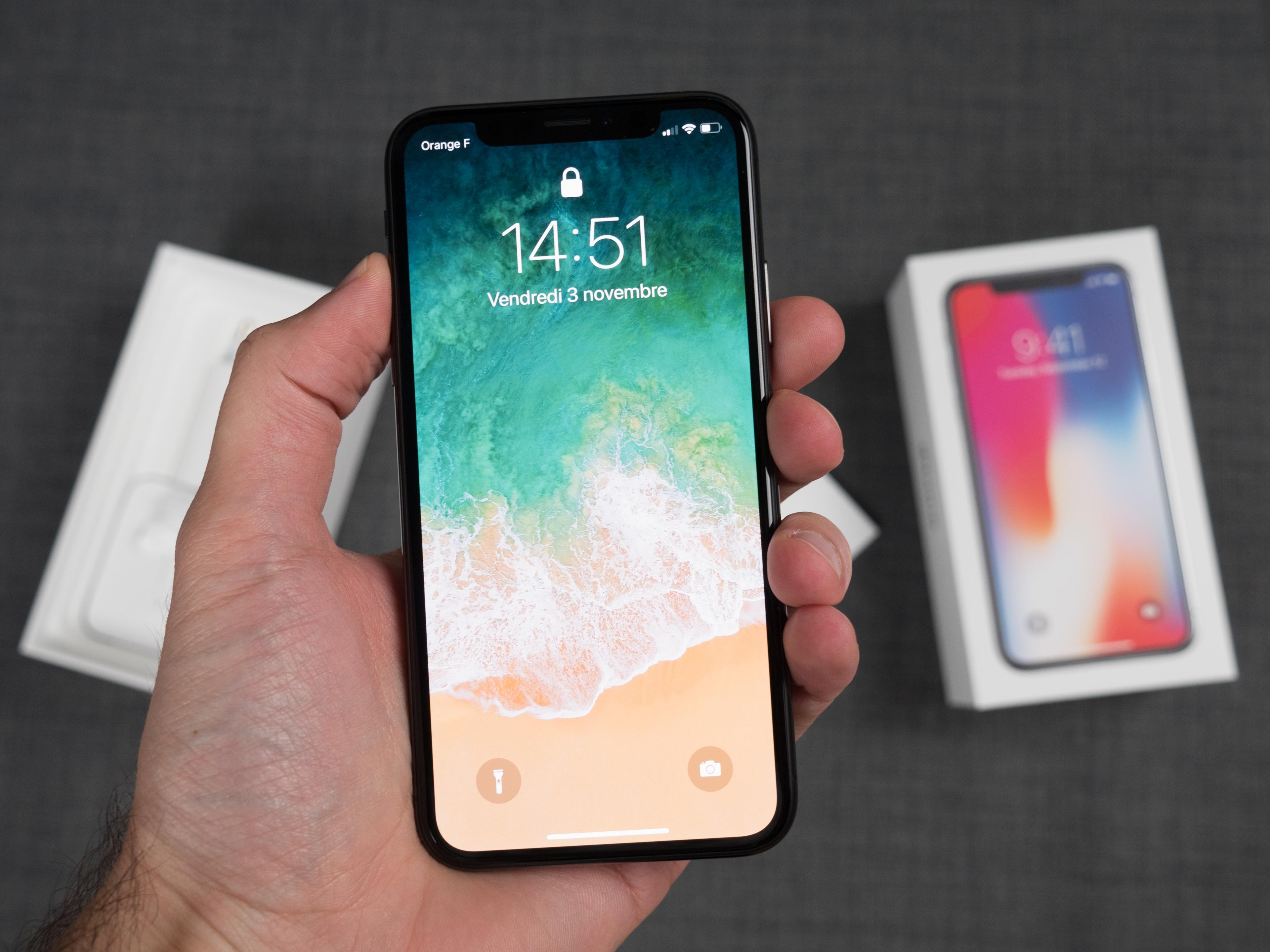 Iphone X Copie