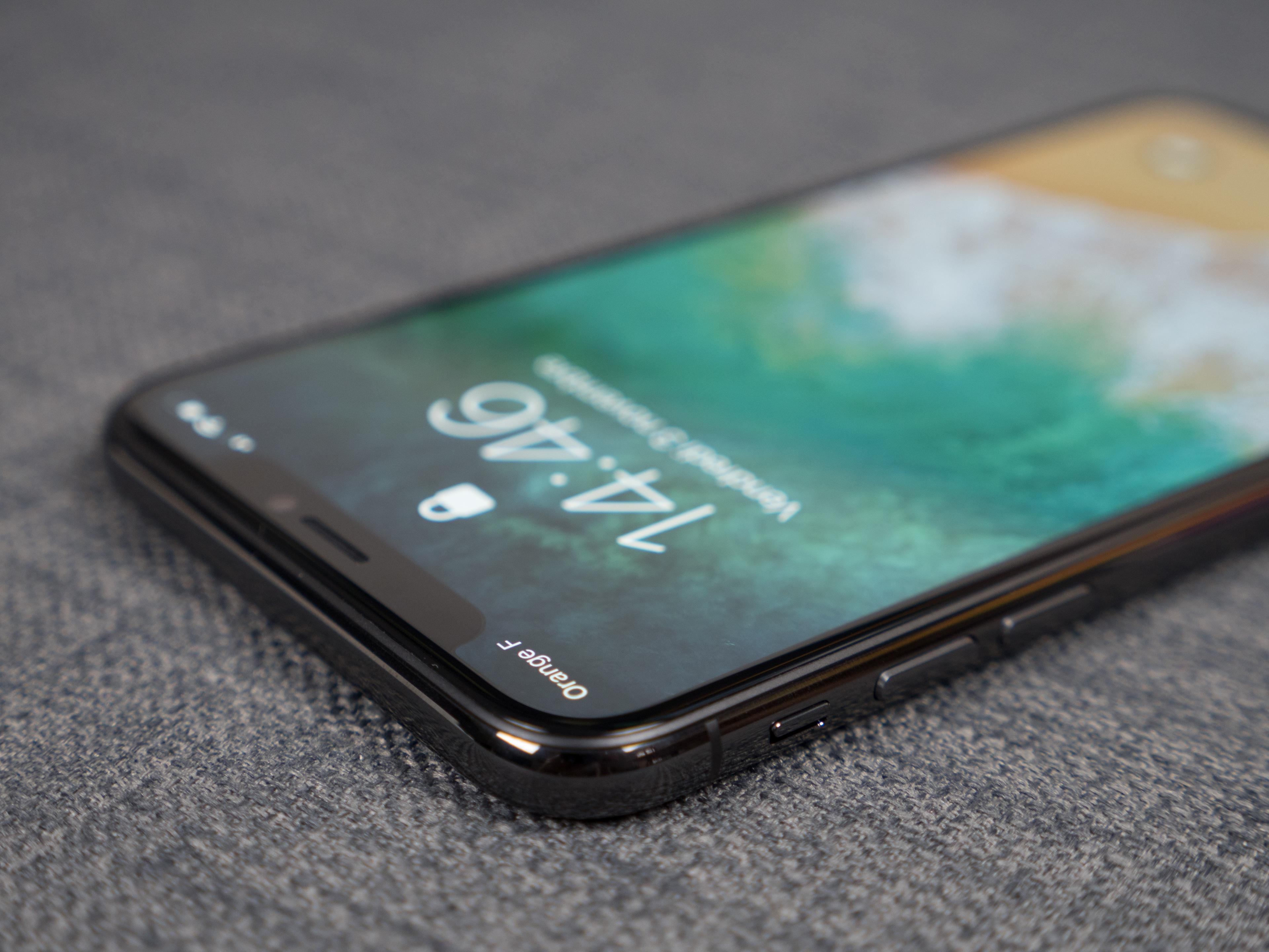 pirater empreinte iphone 8 Plus