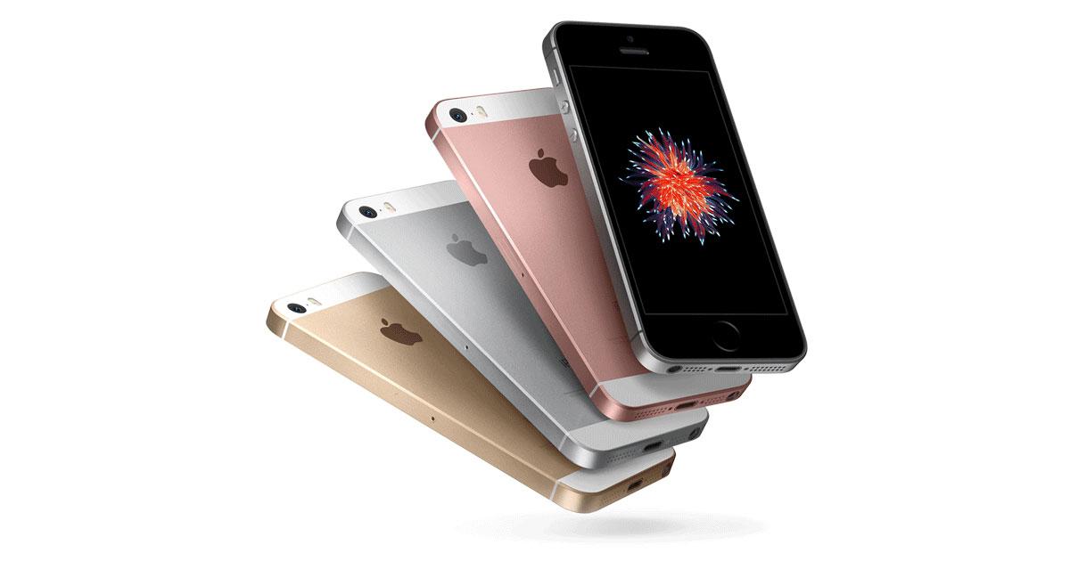 apple iphone se 2 un changement mineur pour l 39 iphone le moins cher frandroid. Black Bedroom Furniture Sets. Home Design Ideas