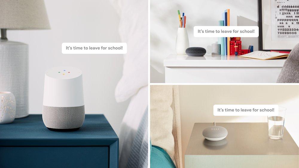 Taaaable google home devient un interphone - Interphone pour communiquer d une piece a l autre ...