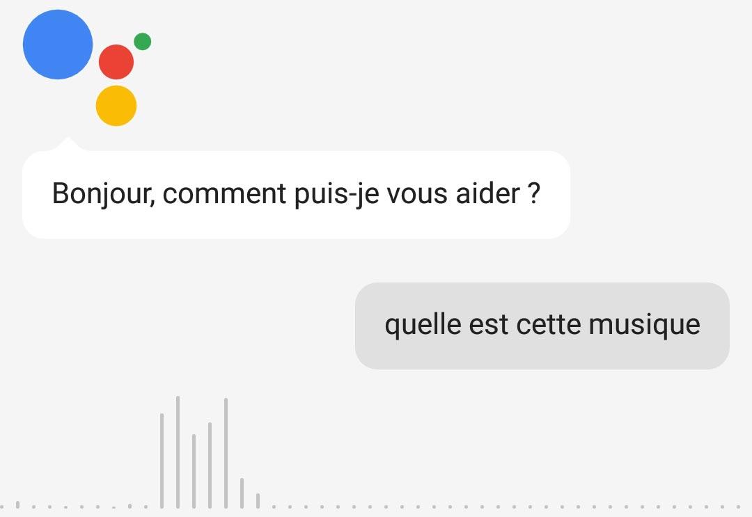 La reconnaissance musicale est désormais disponible pour tous — Google Assistant