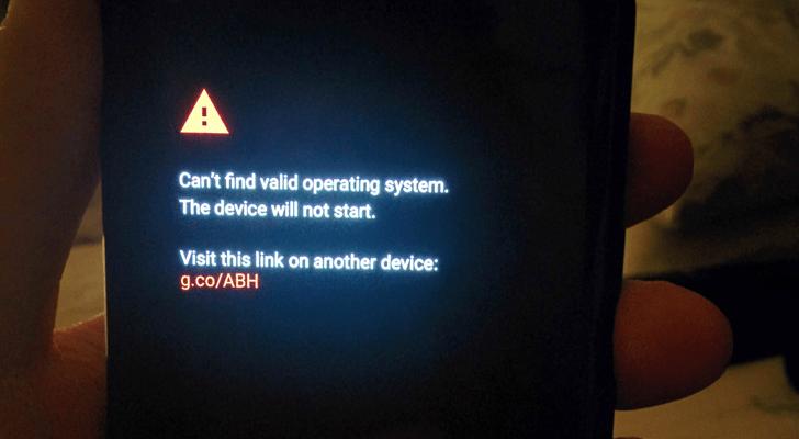 Quand Google oublie d'installer Android sur ses nouveaux Pixel — Insolite