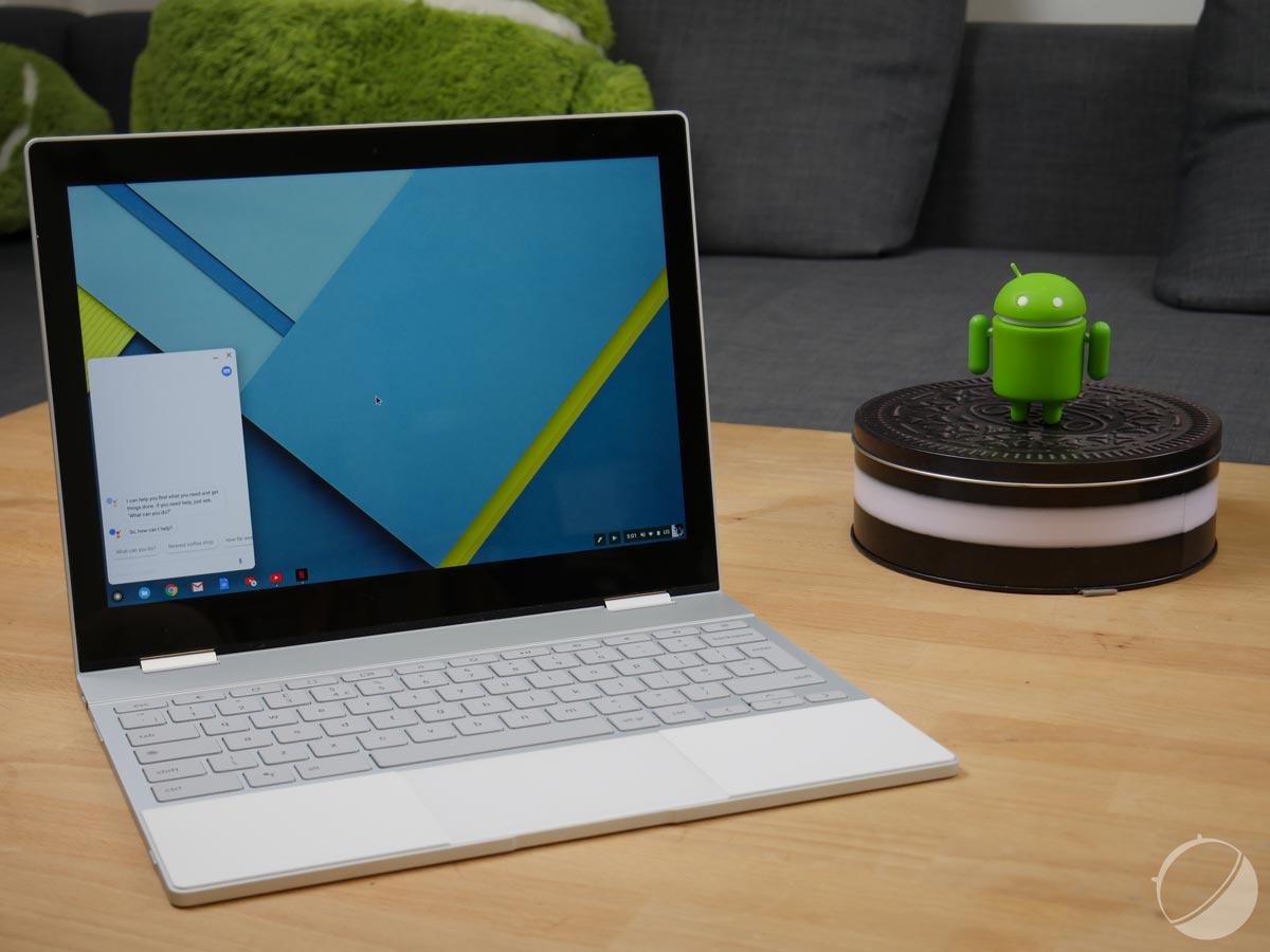 Google Pixelbook : que donne le Chromebook qui voulait ...