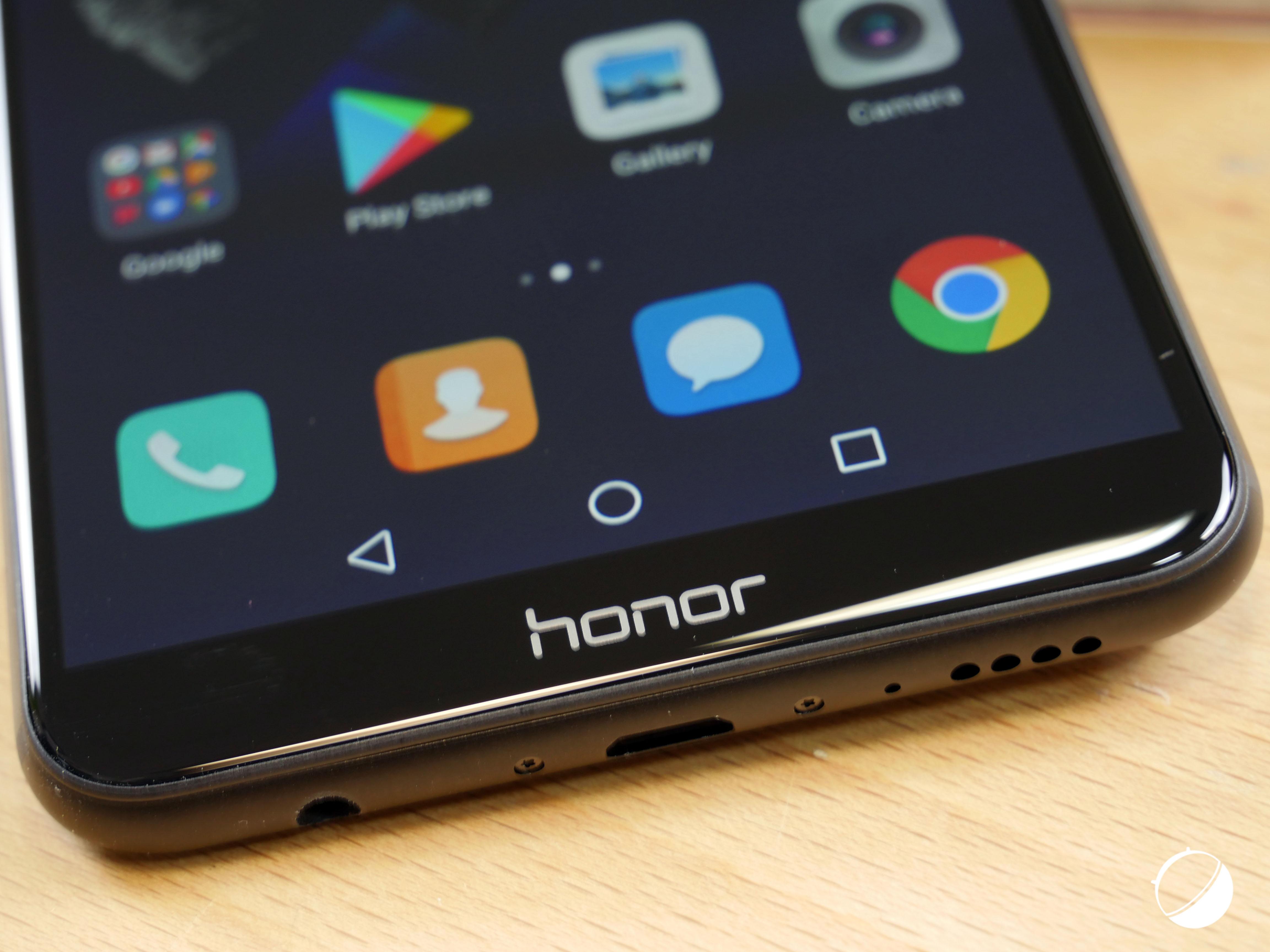 Le honor 8x pr sum se montre en images cran g ant et for Photo ecran honor 7