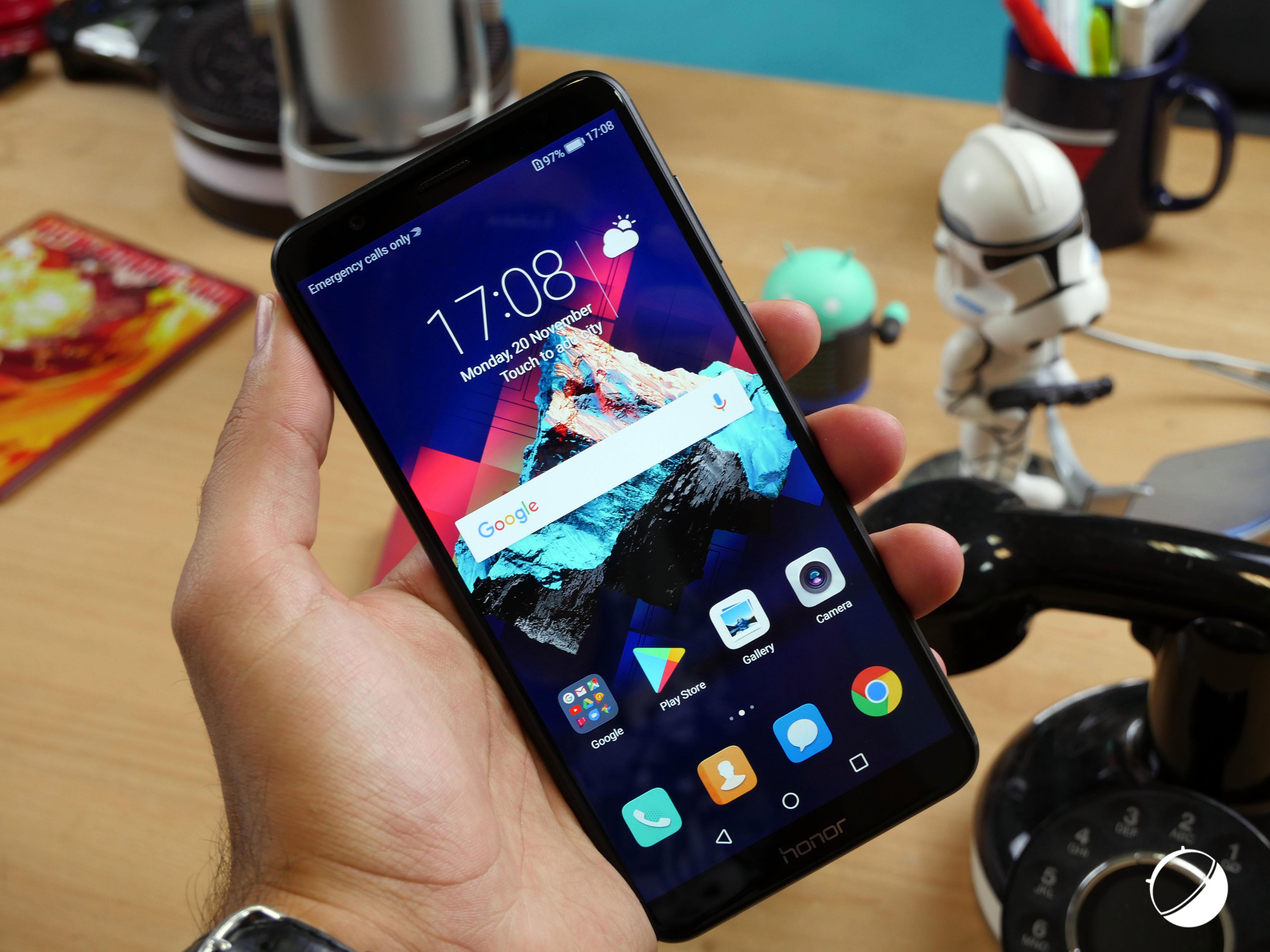 Test Honor 7X : notre avis complet - Smartphones - FrAndroid