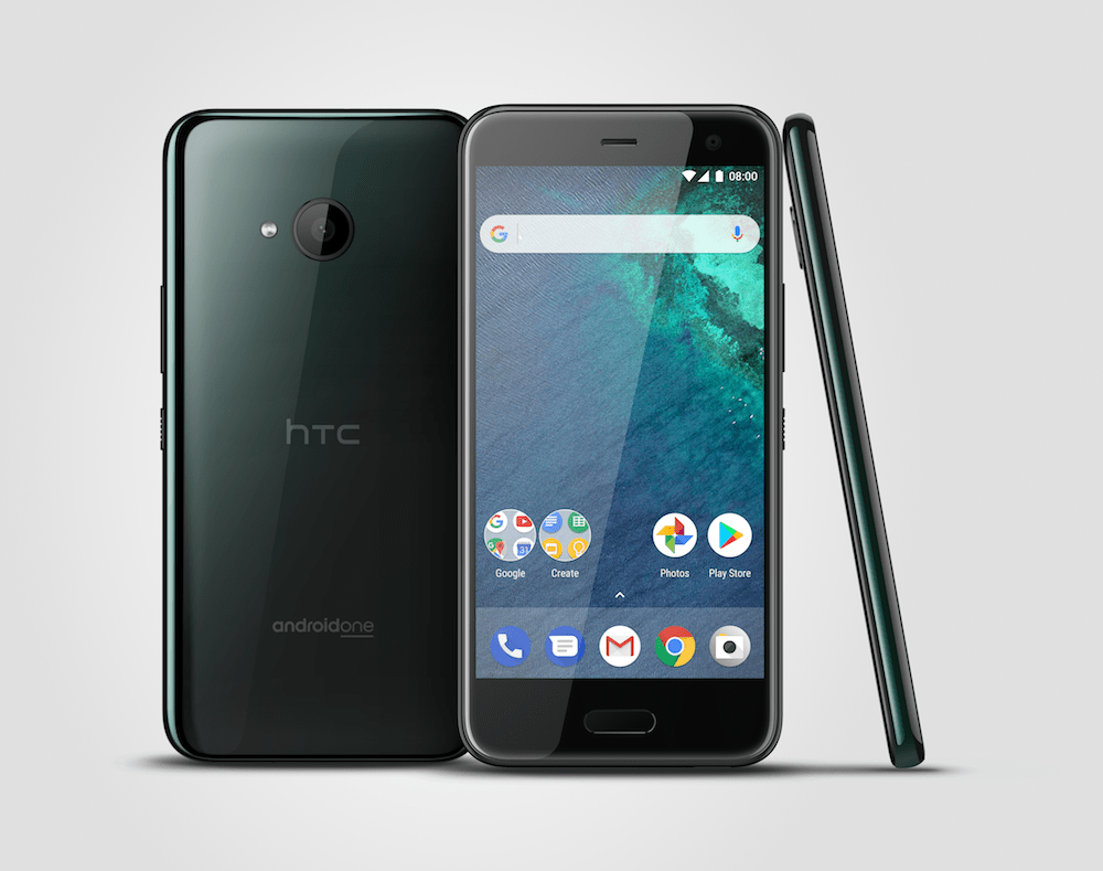 htc u11 life le premier android one disponible en france frandroid. Black Bedroom Furniture Sets. Home Design Ideas