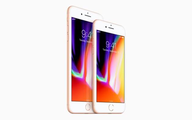 iPhone 8 et 8 plus