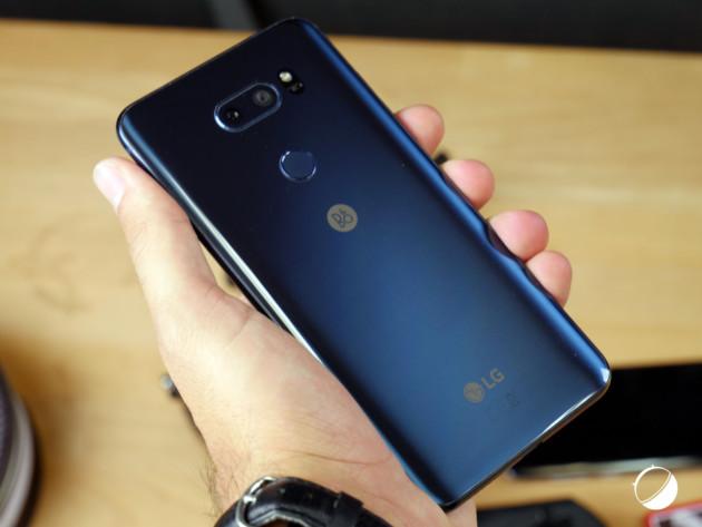 Le LG V30 embarque un quadruple DAC.