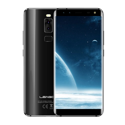 black friday leagoo propose deux smartphones borderless. Black Bedroom Furniture Sets. Home Design Ideas