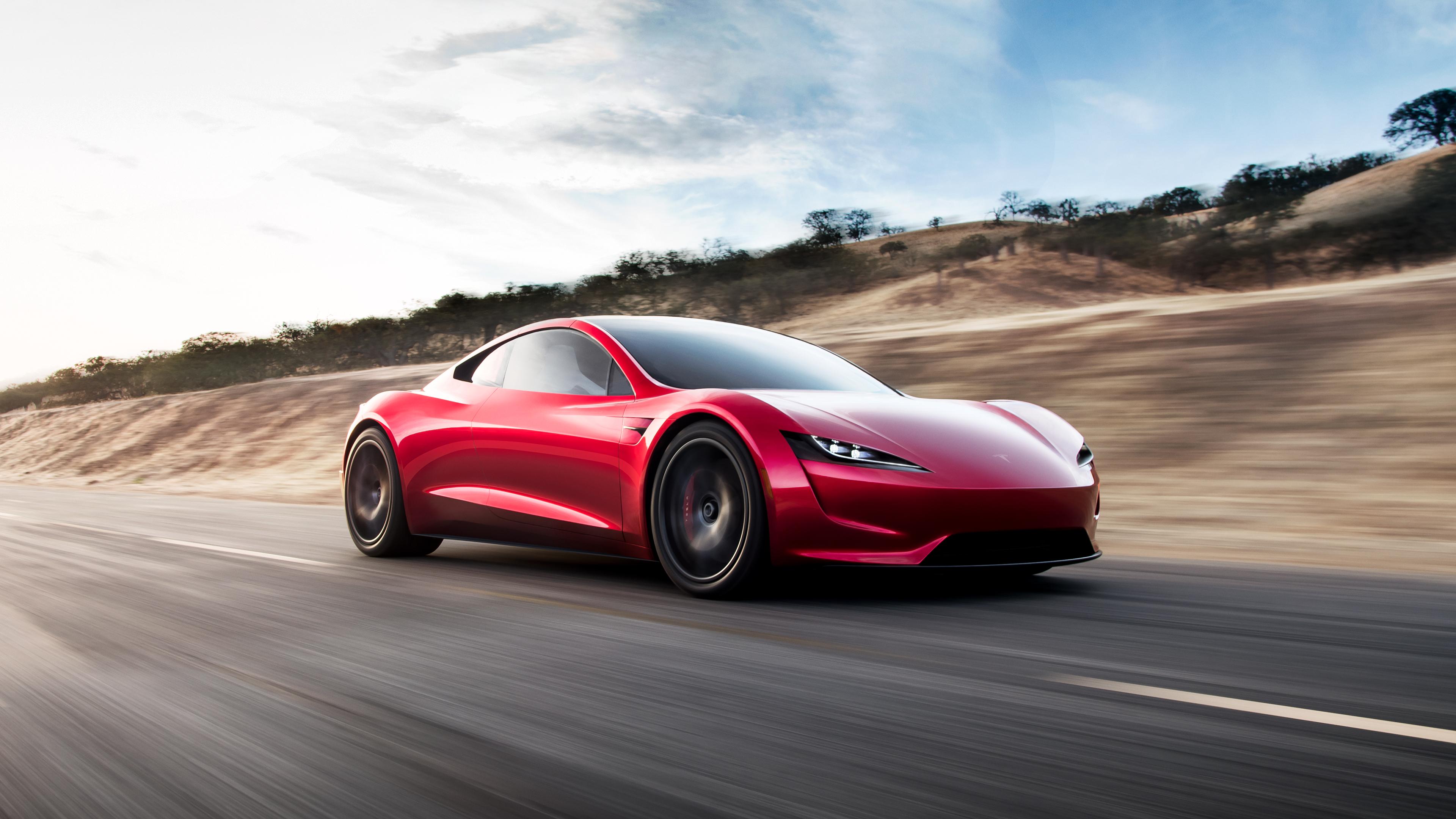 [Video] A quoi ressemble le nouveau Roadster de Tesla ?
