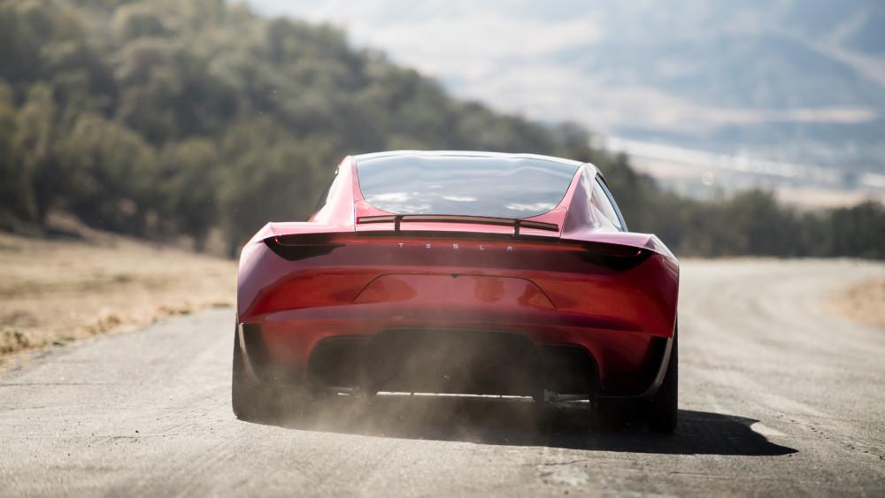 Tesla Roadster: Elon Musk veut la faire planer, littéralement