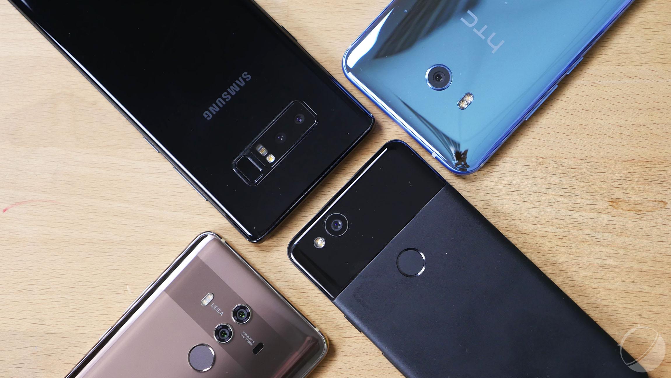 quels sont les meilleurs smartphones pour prendre des photos en 2019 frandroid. Black Bedroom Furniture Sets. Home Design Ideas