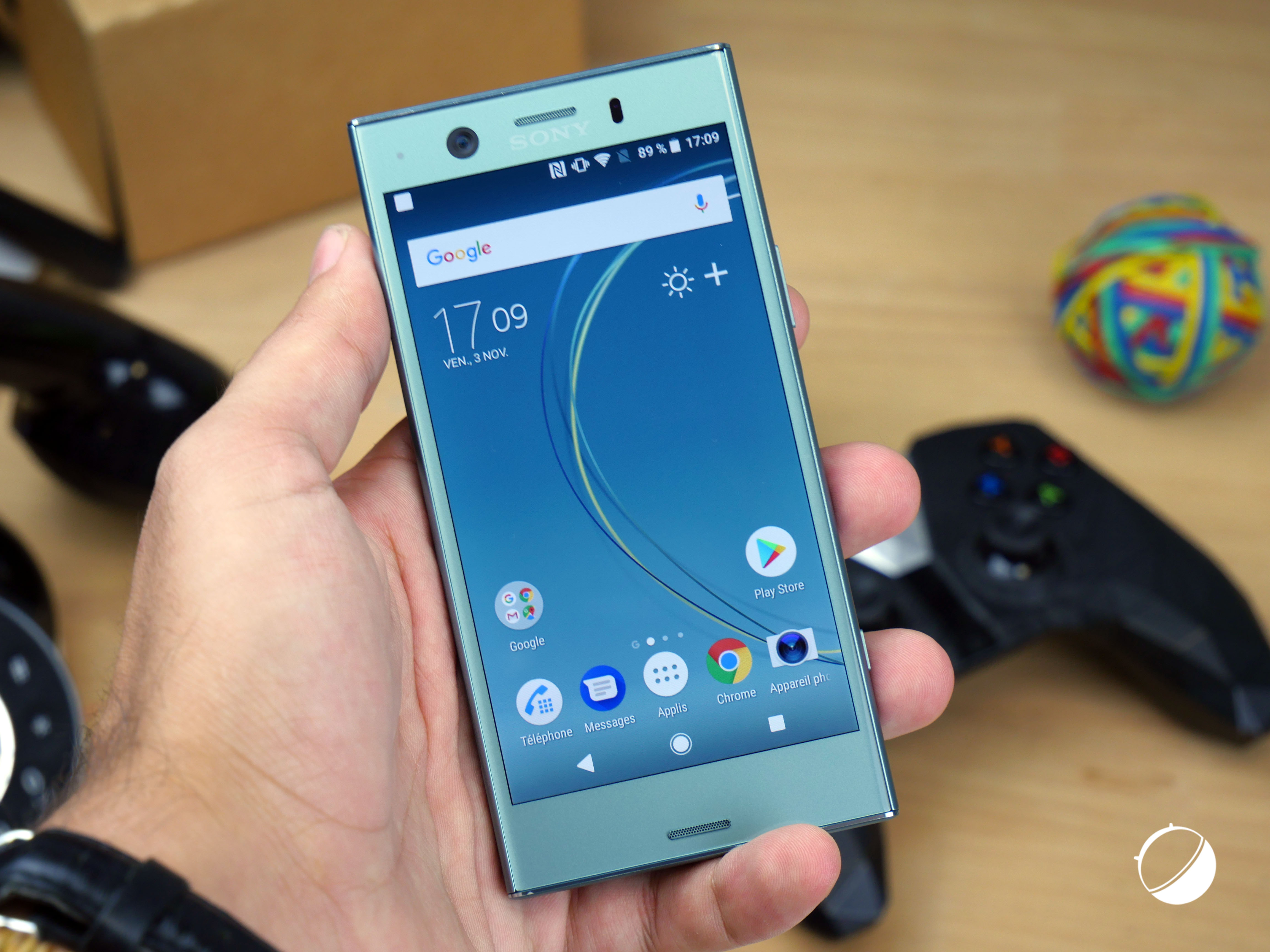 Test Sony Xperia XZ1 Compact : notre avis complet ...