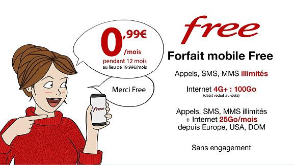 vente privee free mobile septembre 2017