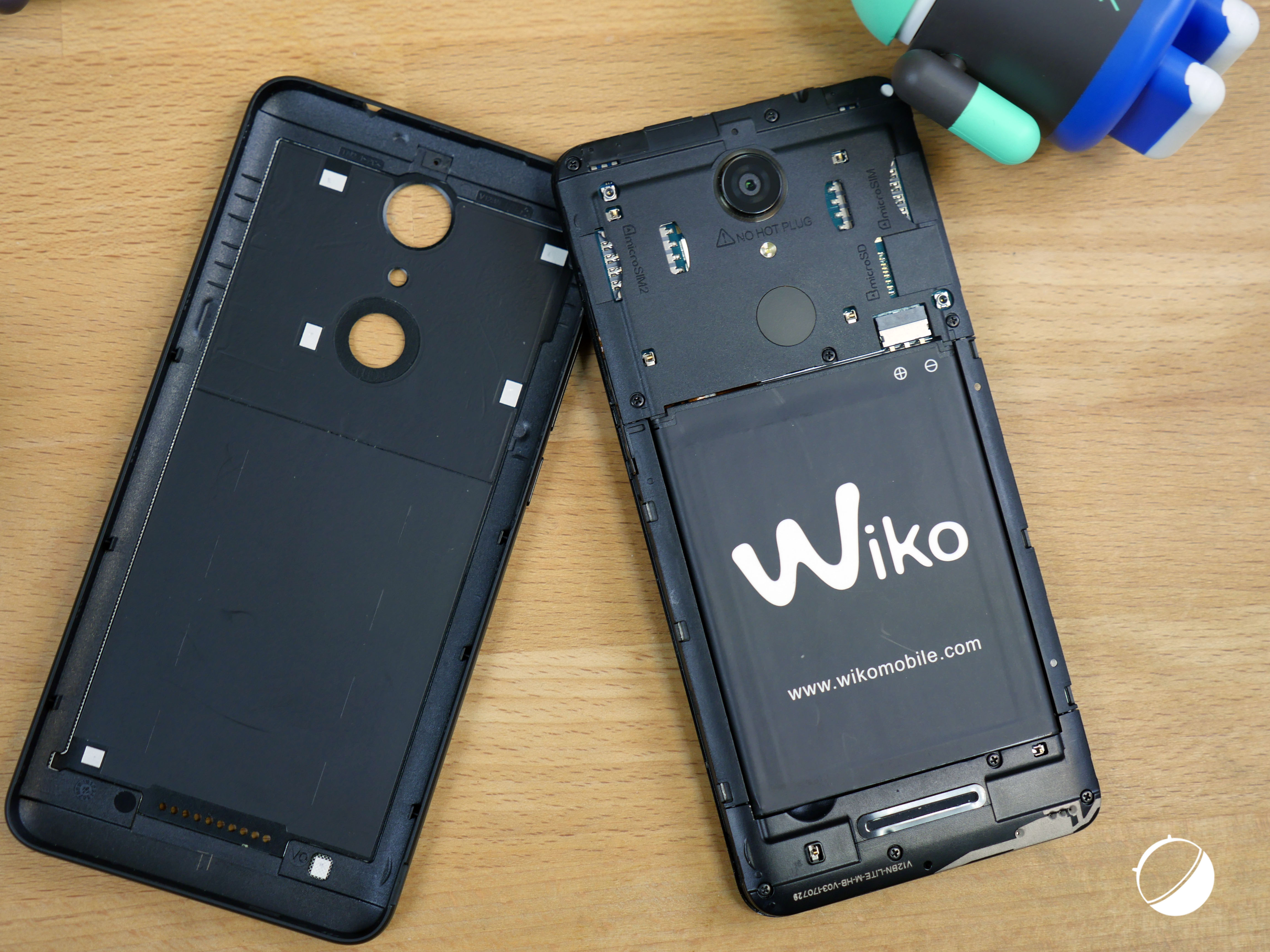 Wiko View et Wiko View XL