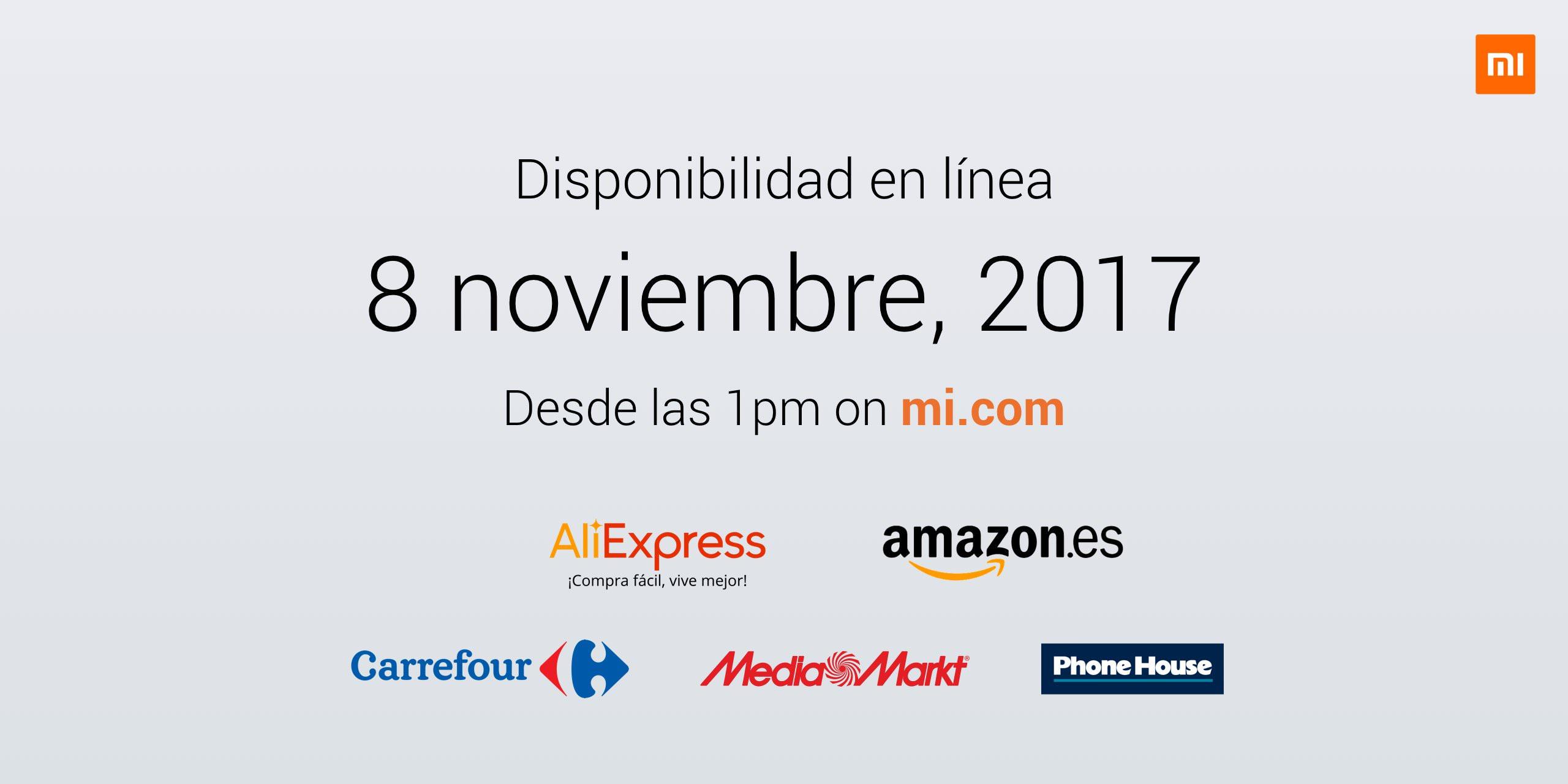 Xiaomi S Installe En Espagne Et Va Bient 244 T Y Vendre Ses