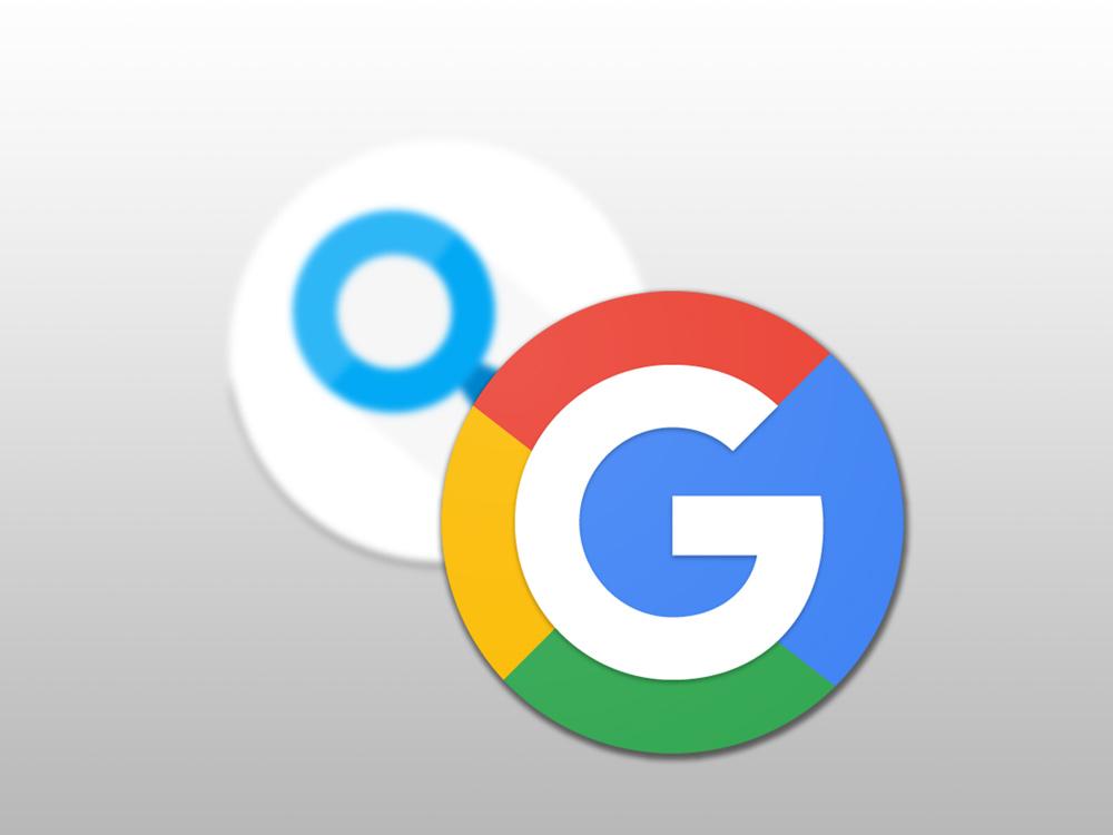 google search lite devient google go pour des recherches acc l r es frandroid. Black Bedroom Furniture Sets. Home Design Ideas