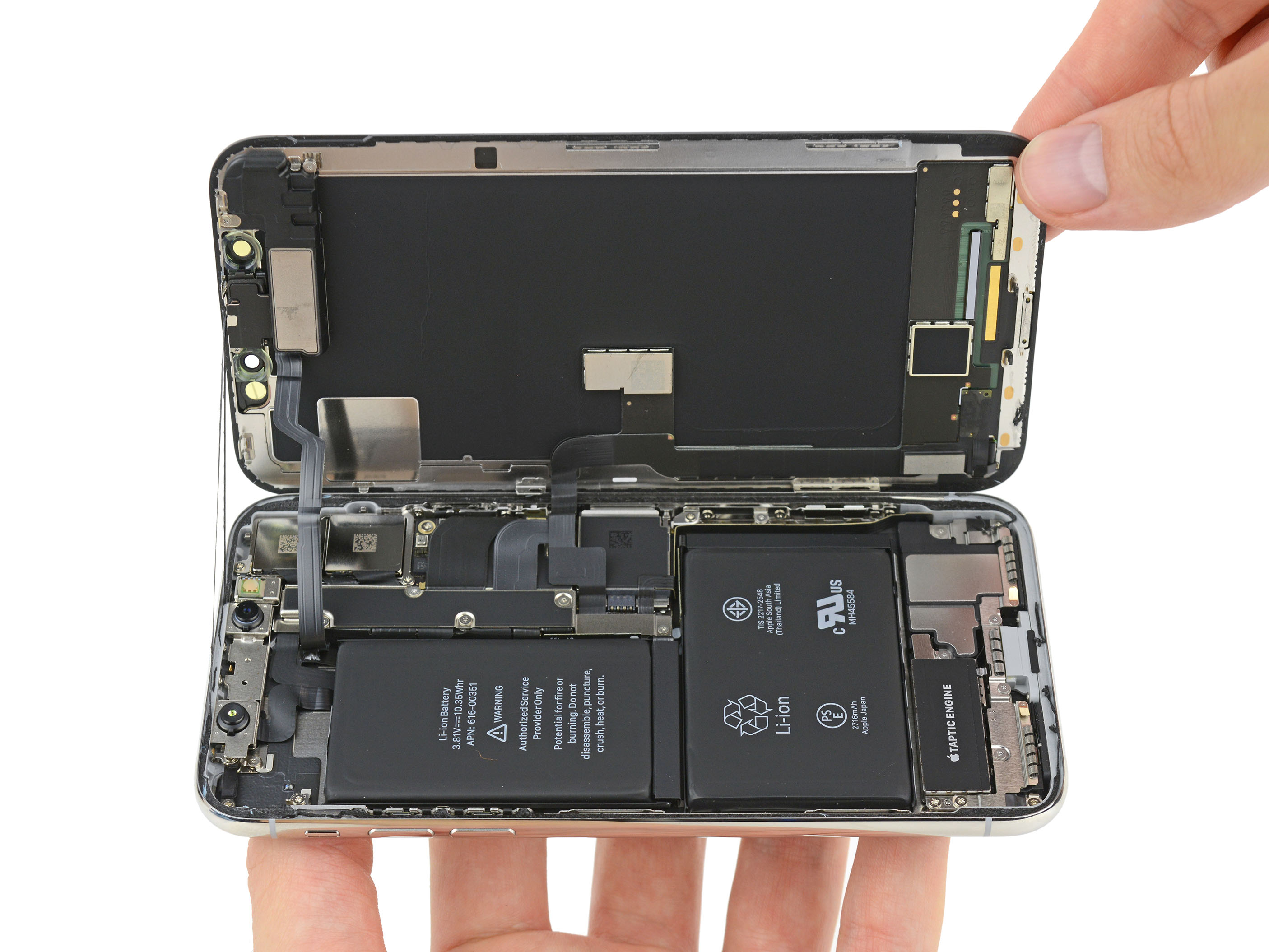 Apple veut empêcher la réparation des batteries par des tiers