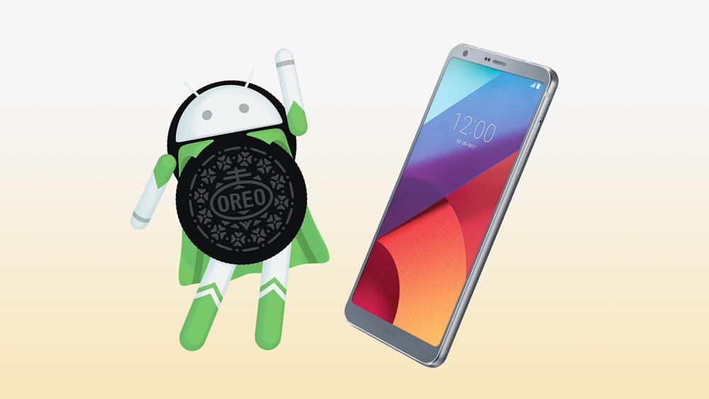 Enfin Droit A La Mise Jour Android 80 Oreo Le 30 Avril Prochain Les LG G5 Et V20 Devraient Lui Emboiter Pas Dans Semaines Qui Suivent