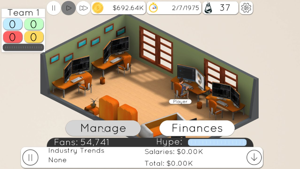 game studio tycoon 3 guide